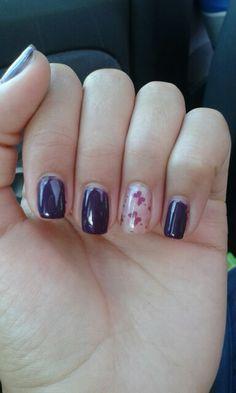 Nail - art  Butterfly