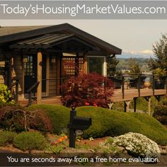 What is my home worth?... How do I get the value of my home?