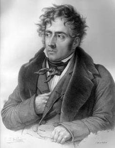Bretons célèbres : François-René de Chateaubriand - écrivain
