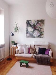 Bekijk deze fantastische advertentie op Airbnb: Kallio apt easygoing classic 39 m² in Helsinki