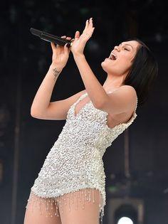 Jessie J in concert Jessie J Live, Jessi J, Jazz Concert, Stage Outfits, Pop Rocks, Celebs, Celebrities, Special Guest, Dream Big