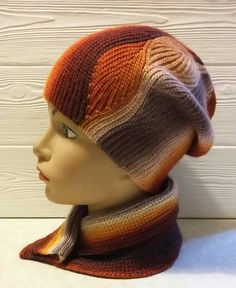 Occasion Dresses, Knitted Hats, Knit Crochet, Winter Hats, Beret, Knitting, Pattern, Caps Hats, Crocheting