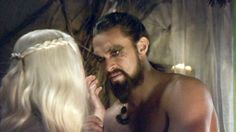 Khal Drogo: You are the moon of my life. That is all I know and all I need to know. #GameOfThrones