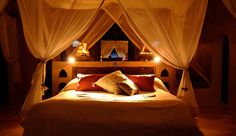 candlelight bedroom - Google Search