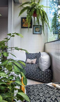 Espaço gourmet, área de convivência, cantinho das plantas – são muitos os jeitos de repaginar o terraço. Inspire-se com 20 ambientes já publicados em MINHA CASA