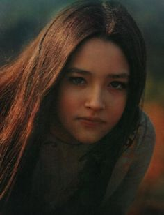 """My Own Collection of 照片 of Olivia Hussey, who starred in the role as """"Juliet Capulet"""" in the 1968 """"Romeo & Juliet"""" Film. Olivia Hussey, British Actresses, Actors & Actresses, Marlon Brando, Pretty People, Beautiful People, Juliet Capulet, Leonard Whiting, Jack Nicholson"""