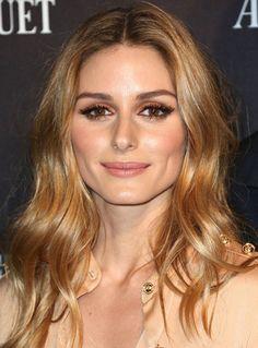 Makeup beauty and hair @ Olivia Palermo.