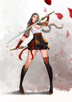 ArtStation - lian, Yong Q