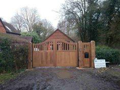 After Wooden Gates Newdigate Surrey