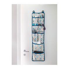 NOTUDDEN Türaufbewahrung - grafisch/bunt - IKEA