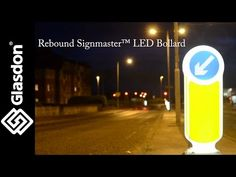 Sign Lighting, Rebounding, A Team, Markers, Chevron, Posts, Led, Board, Marker