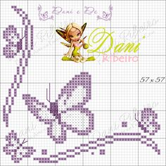1 million+ Stunning Free Images to Use Anywhere Cross Stitch Pillow, Cross Stitch Love, Cross Stitch Borders, Crochet Borders, Cross Stitch Designs, Cross Stitching, Cross Stitch Embroidery, Cross Stitch Patterns, Butterfly Cross Stitch