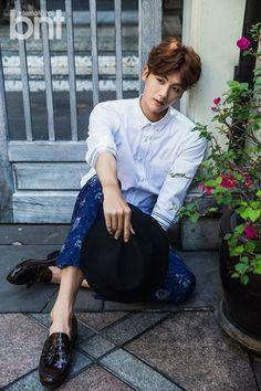 Park Hyung Sik (ZE:A) Bnt International