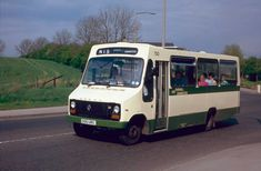 130. D130 URC: Nottingham City Transport - on hire to Skil… | Flickr Nottingham City, South Yorkshire, Transportation