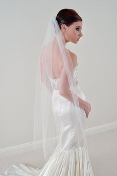 bridal veil ideas.