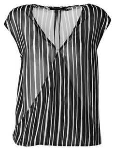 T-shirt Spring Looks, Tunic Blouse, Summer Sale, Bodice, Stripes, T Shirt, Women, Style, Fashion