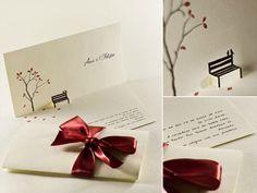 Convites de casamento: veja tendências para 2012 - Notícias - Noivas GNT | Weddings invites