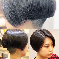 刈り上げツーブロック♪  アウトラインはブラントカットでラインを出しています☺  こういうカットが似合うのも素敵ですね✨  いつもありがとうございます🙌  #トムボーイスマイル#hairarrange #ヘアカラー#ヘアアレンジ#hairdo#hairstyle#hairstylist#haircolor#smile#instagood#style#japanese#new#kawaii#美容室#美容師#美容院#ヘアサロン#メイク#tokyo#東京#中村橋#ヘアスタイル#アシスタント募集#美容学生 #撮影 #サロンモデル #外国人風カラー #刈り上げ#刈り上げ女子  Tomboy Smile  店長  トップスタイリスト  松崎 隼也  TOMBOY SMILE  tel  03-5971-9555 〒176-0023 東京都練馬区中村北3-9-10 メゾンジュルメ1F http://www.hair-tomboy.com/smile/