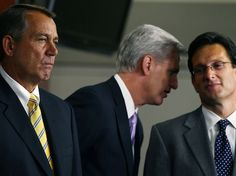 McCarthy's Do-or-Die Moment: Majority Leader or Bust!  Rhinos are stampeding !