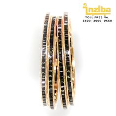 To Order visit https://www.inziba.org/promotion/shop/bangles/royal-american-diamond-bangles/ Free COD/ Shipping in Delhi only  Wearing Precious jewellery is every girl's cup of tea. Isn't that true Girls? In a world where snatching has become pretty normal, we are bringing to you the same Royal look in artificial jewellery. What about buying it for yourself or any of your lady love?Put them on without worry and Stay Safe. Beating the original @ Inziba.
