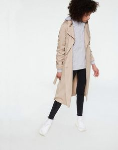 MAXI TENCEL™ Lyocell Trench Coat by ARMEDANGELS. Regular fit PETA approved vegan Made in China Please see our Sizing Information to find your size.Material: Lyocell (Tencel®), Burrons made of recycled Polyester In China, Elegant, Beige, Mantel, Trench, Duster Coat, Grant, Buttons, Shopping