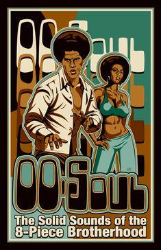 OO Soul Poster
