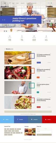 Chef recipe food and recipe psd template chef recipe is designed sous chef recipe culinary cooking template for blogwebsite forumfinder Images