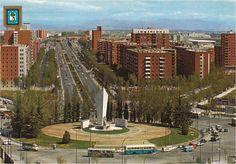 Plaza de Castilla pre-Kio