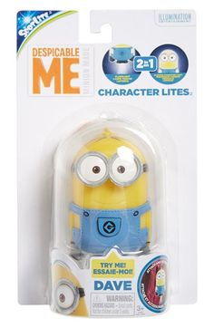 New Dimensions 'Despicable Me - Minion' Character Light