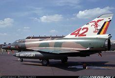 Dassault (SABCA) Mirage 5BR aircraft picture