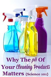 If you're like many other people, you've got a relatively large supply of cleaning products in your home. Perhaps you bought one product because it was on sale, another because of an advertisement you...