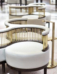 Stylish armchairs design to put in your design projects and make them trendy than ever. #armchairs #interiordesigntrends2017 #homeinterior