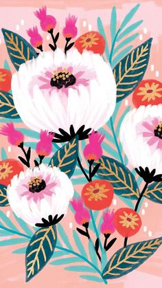20 trendy Ideas for wallpaper floral phone print patterns Print Wallpaper, Tumblr Wallpaper, Pattern Wallpaper, Wallpaper Backgrounds, Iphone Wallpaper, Mobile Wallpaper, Trendy Wallpaper, Flower Wallpaper, Wallpaper Quotes