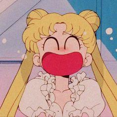 Sailor Moon Quotes, Sailor Moon Funny, Sailor Moon Cat, Sailor Moon Crystal, Sailor Scouts, Sailor Moon Aesthetic, Aesthetic Anime, Moon Icon, Sailor Moon Screencaps