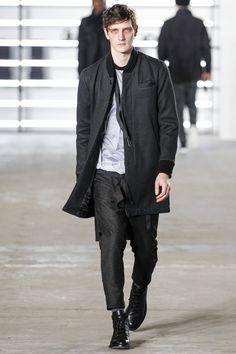 John Elliott Fall 2016 Menswear Fashion Show