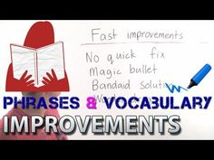 American Slang Phrases - Lesson 11 - Fast Improvements