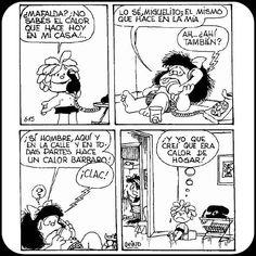 Verano calor mafalda Mafalda Comic, Walking Quotes, H Comic, Mafalda Quotes, Lucky Luke, Inspirational Phrases, Sweet Quotes, Humor Grafico, Calvin And Hobbes