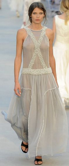 Gown for Daenerys from Pentos, chanel
