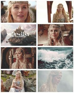 Mithrellas, lady of Dol Amroth: Mithrellas's early personal life is not known…