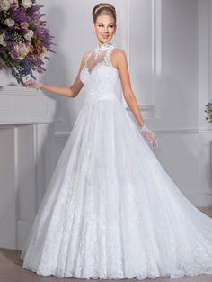 Vestido de noiva modelo: Jardim