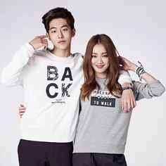 Nam Joo Hyuk Lee Sung Kyung for S/S 2016 Polham Collection