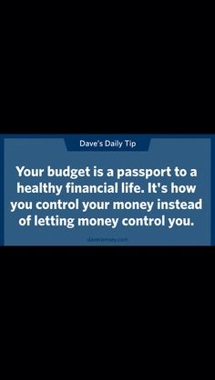 Take control Financial Success, Budgeting, Let It Be, Life, Budget Organization