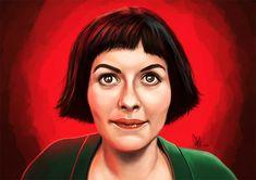 I like to look... - Amelie Poulain by tillieke.deviantart.com on @deviantART