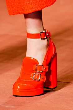 Carven at Paris Fashion Week Spring 2013 - Details Runway Photos
