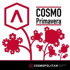 ¡Feliz #CosmoPrimavera ! Por fin ha llegado el buen tiempo y el solecito que tanto nos gusta :)