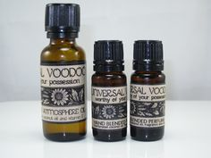 Universal Voodoo Holiday 2016 Perfumes Oils Review