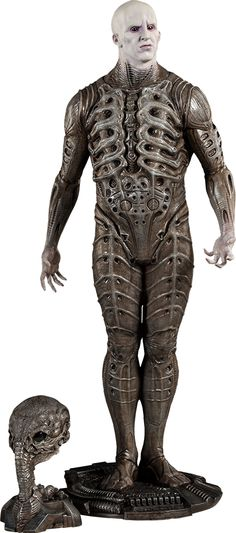 Engineer (Prometheus)  $399.99  For more info and to pre-order at Sideshow click on picture links!