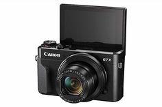 Best Camera for Vlogging Canon Powershot G7X