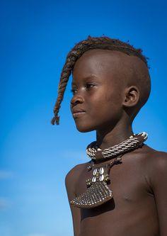 Découvrez 10 merveilleux portraits d'enfants en Namibie