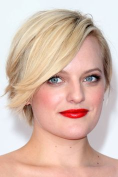 Celebrities who have mastered short haircuts. See all of our favorites here.